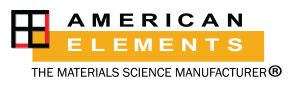 American Elements manufactures high purity crystals, wafers, precursors, advanced materials for semiconductors, optoelectronics & ceramic packaging materials for semiconductor devices & integrated circuits